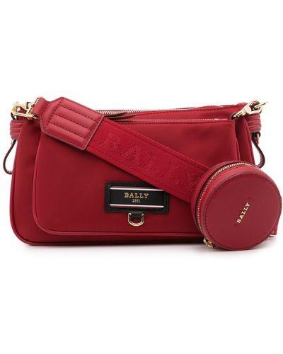 Нейлоновая сумка - красная Bally