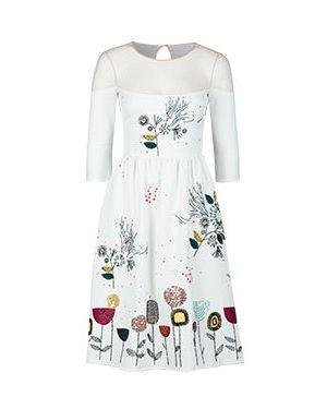 Коктейльное платье Elisabetta Franchi