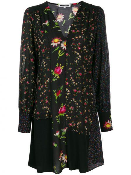 Платье миди на молнии Mcq Alexander Mcqueen