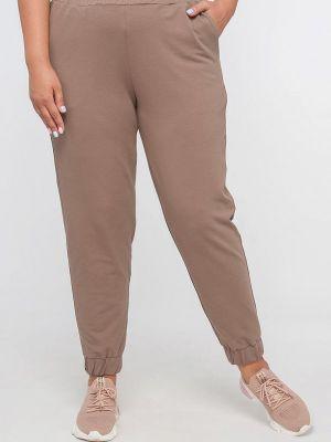 Спортивные брюки - коричневые Лимонти