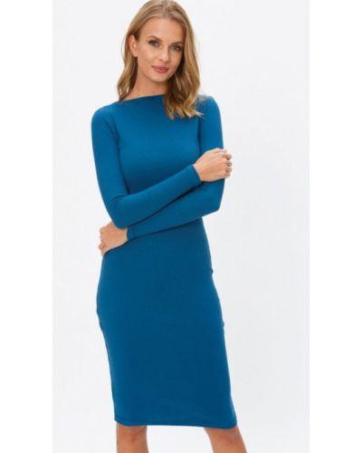 Платье бирюзовый Verna Sebe