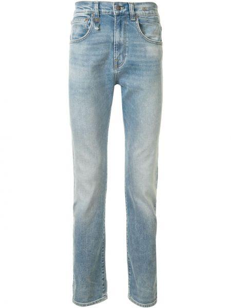 Dżinsowa jeansy R13