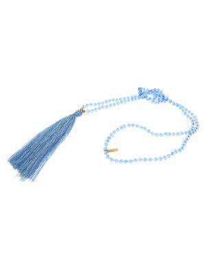 Naszyjnik - niebieski Tatami