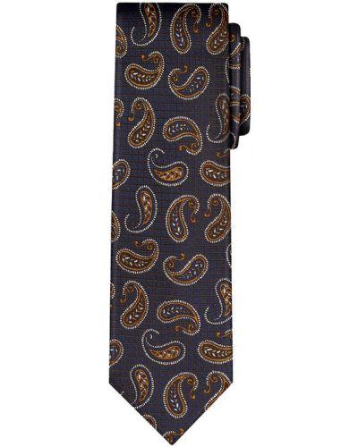 Brązowy krawat Vistula