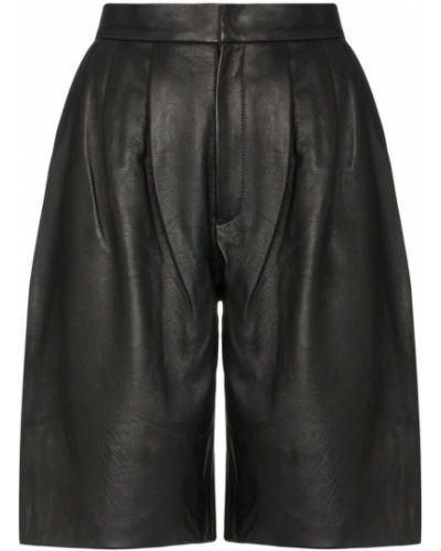Черные шорты Markoo