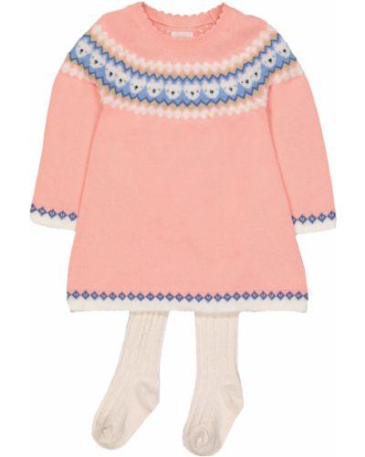 Платье вязаное с узором Mothercare