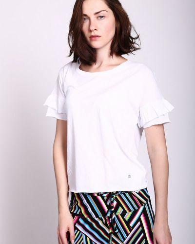 Белая футболка Monari