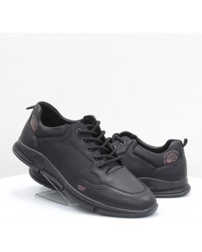 Кожаные туфли - черные Stylen Gard