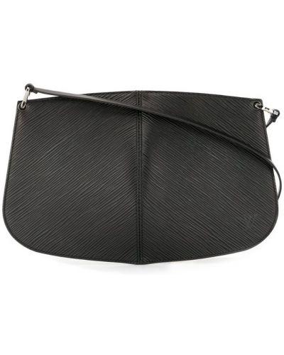 Черная сумка на плечо Louis Vuitton Pre-owned