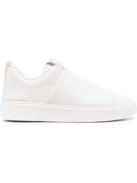 Białe sneakersy Balmain