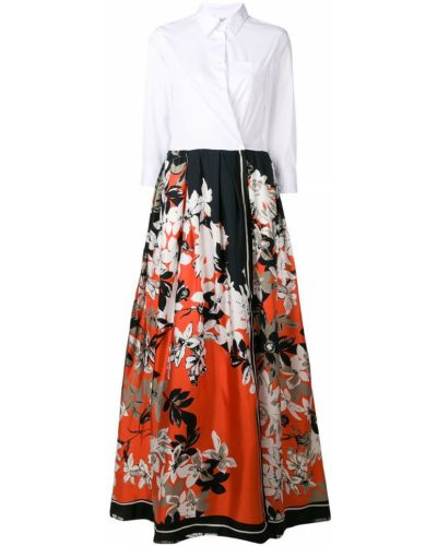 Расклешенное классическое платье Sara Roka