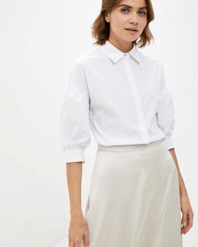 Рубашка с длинным рукавом - белая Blauz