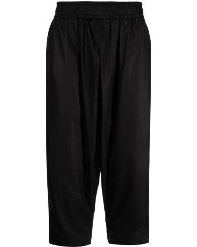 Czarne spodnie Julius