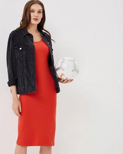 Красное платье Cheap Monday