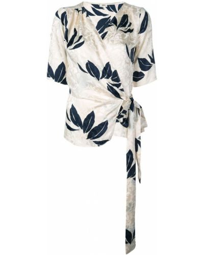 Теплая блузка Warm