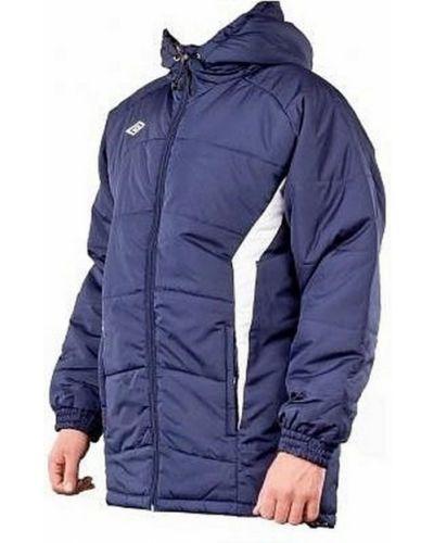 Утепленная куртка зимняя с капюшоном Umbro