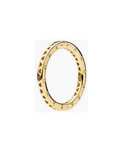 Кольцо из золота Pandora