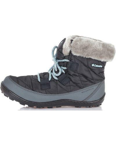 Ботинки трекинговые водостойкие на шнуровке Columbia