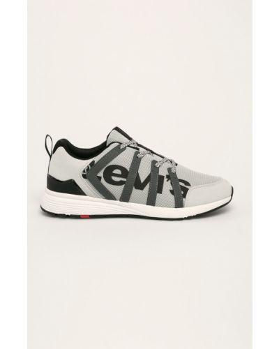 Кроссовки с логотипом текстильные Levi's®