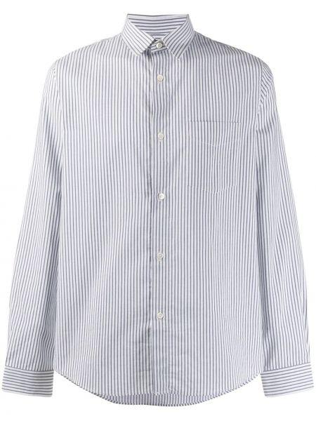 Koszula z długim rękawem z paskami w paski A.p.c.