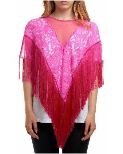 Różowy sweter Les Bourdelles Des Garcons