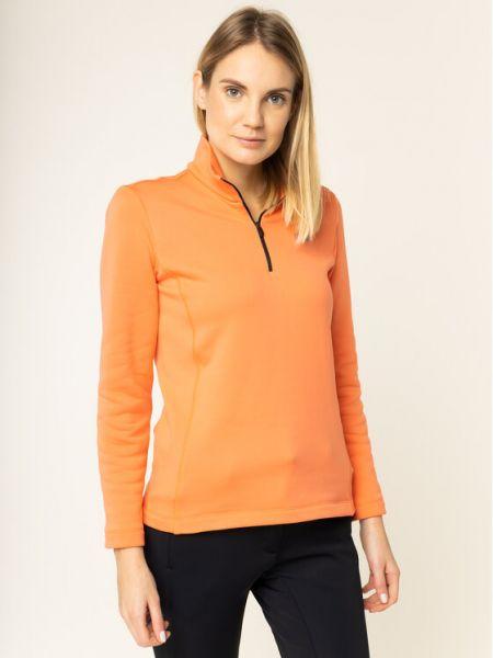 Pomarańczowa bluza Colmar
