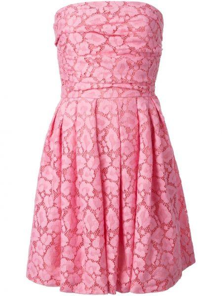 Розовое платье Moschino Cheap And Chic