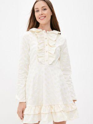 Платье рубашка - бежевое Sister Jane