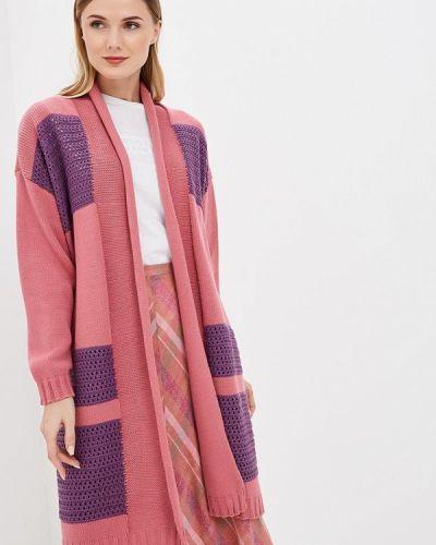 Кардиган - розовый Milana Style