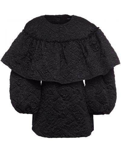 Черная блузка Simone Rocha