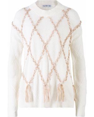 Пуловер вязаный Bonprix