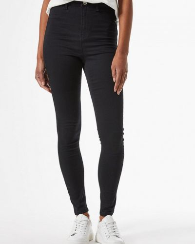 Черные джинсы-скинни узкого кроя Dorothy Perkins