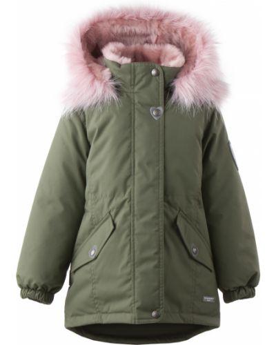 Зимняя куртка зеленый хаки Mothercare