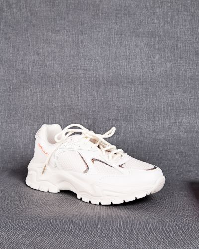 Брендовые черные кроссовки Saijun