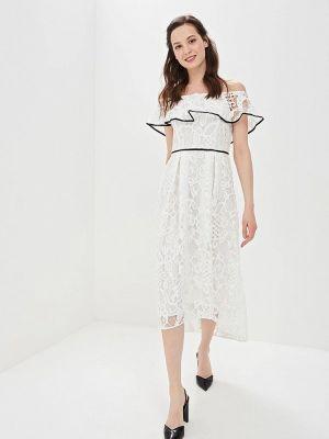 Платье с открытыми плечами Dorothy Perkins