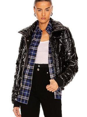 Черная куртка на молнии Rta