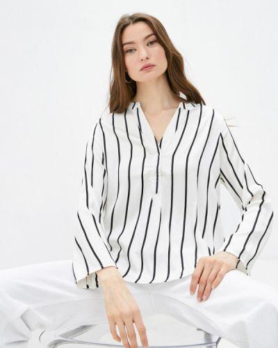 Белая блузка с длинными рукавами Code