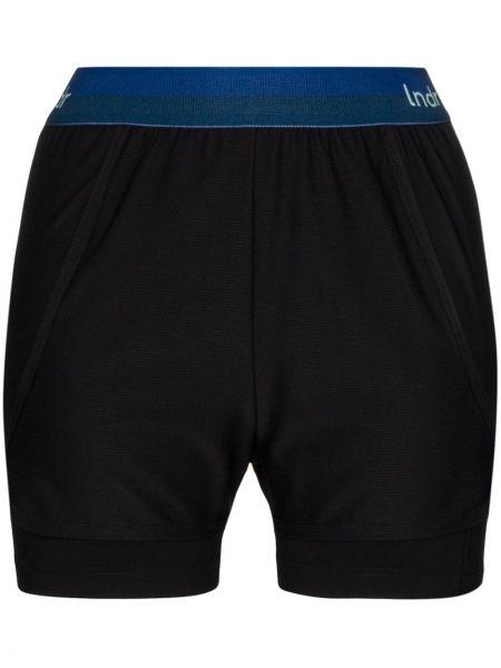 Спортивные шорты короткие - черные Lndr