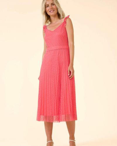 Яркое платье Orsay