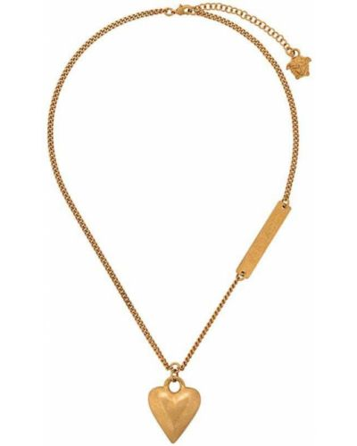Ожерелье желтый Versace