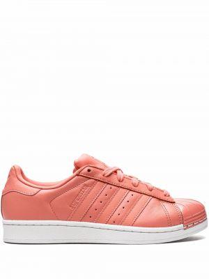 Кружевной топ - розовый Adidas