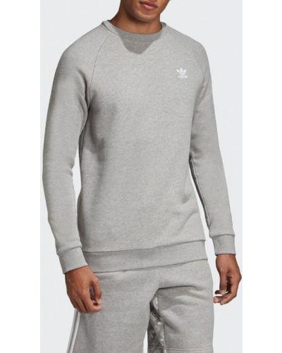 Толстовка серая Adidas Originals