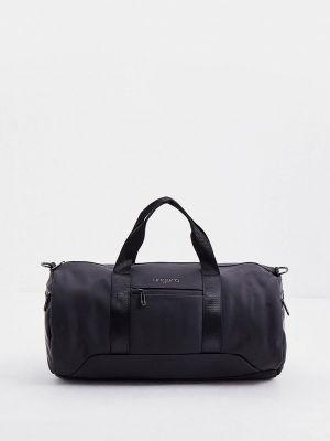 Черная спортивная спортивная сумка Ungaro