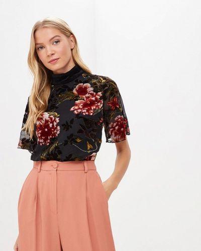 Блузка с открытыми плечами осенняя Zarina
