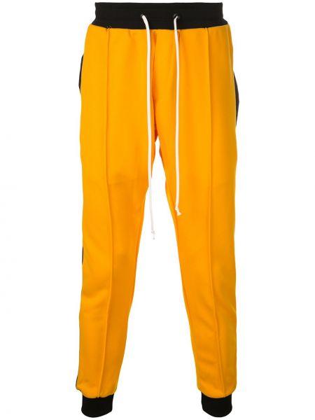 Żółte spodnie Daniel Patrick