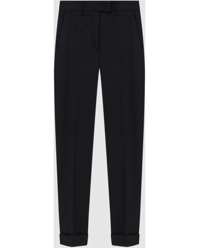 Укороченные брюки - черные Twin-set