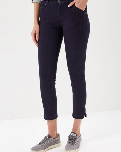 Синие джинсы S.oliver