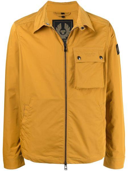 Klasyczna koszula - żółta Belstaff