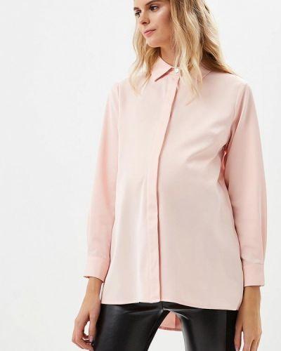 Розовая блузка Mammysize