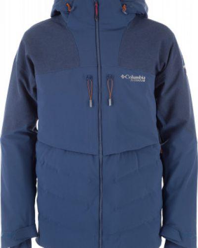 Зимняя куртка спортивная с капюшоном Columbia